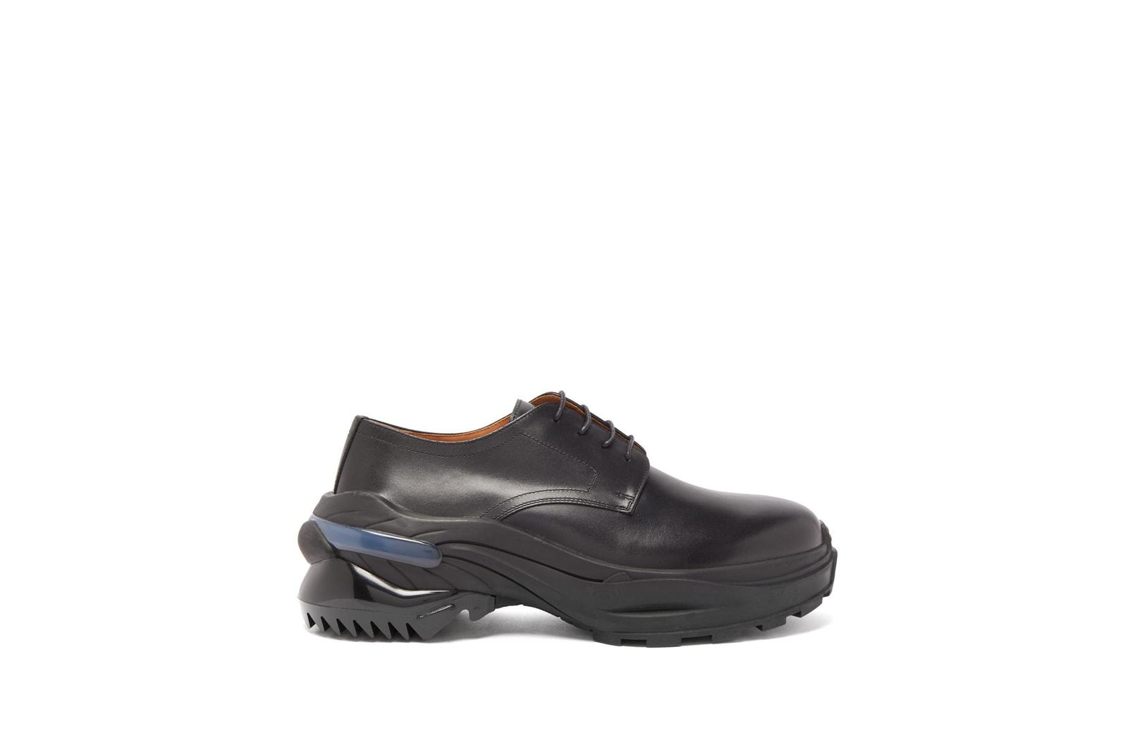 本日嚴選 9 款皮革鞋履入手推介