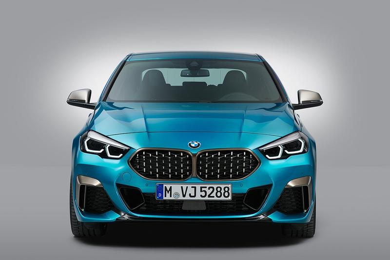 BMW 全新 2 Series Gran Coupe 車型發佈