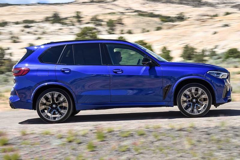 大幅強化 − BMW 全新 2020 年 X5 M 及 X6 M 車型發佈