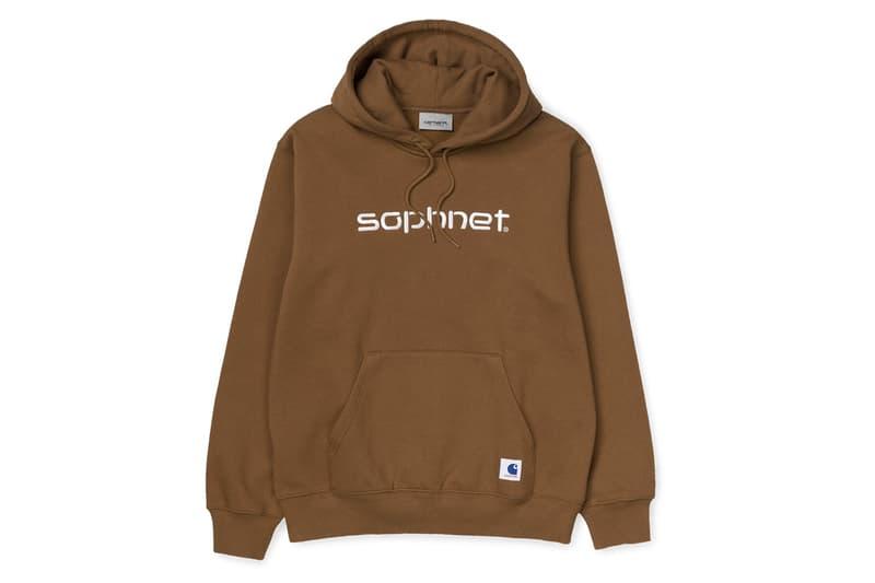 Carhartt WIP 攜手 SOPHNET. 打造 SOPH.TOKYO 20 週年聯乘系列