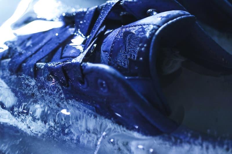 破冰而出!CLOT x NIKE「Royal University Blue Silk」Air Force 1 發售情報公開