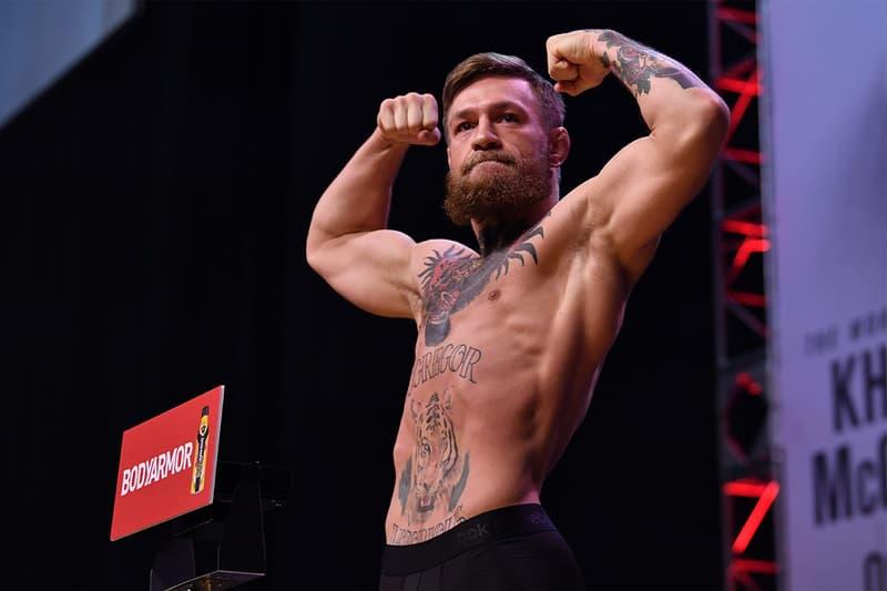 重返八角籠 − Conor McGregor 透露將在近期進行 UFC 復出之戰