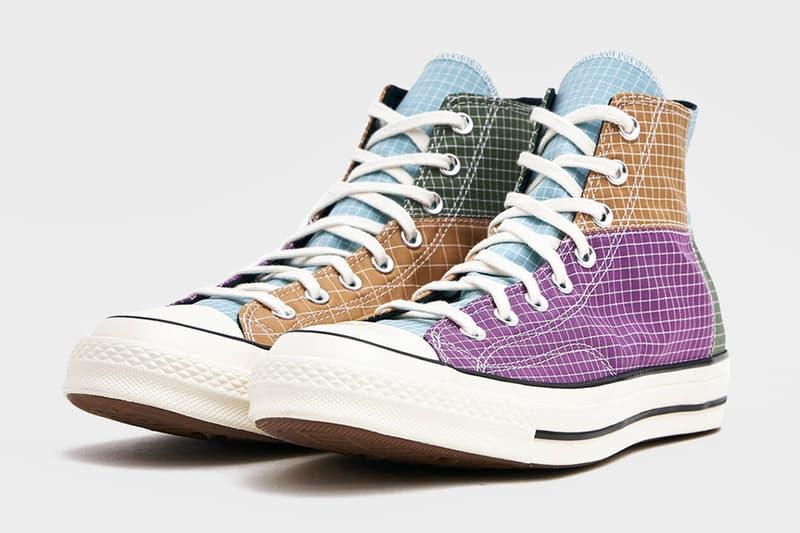 選物鞋店限定-Converse 為 Need Supply 迎來 Ripstop 網格 Chuck 70