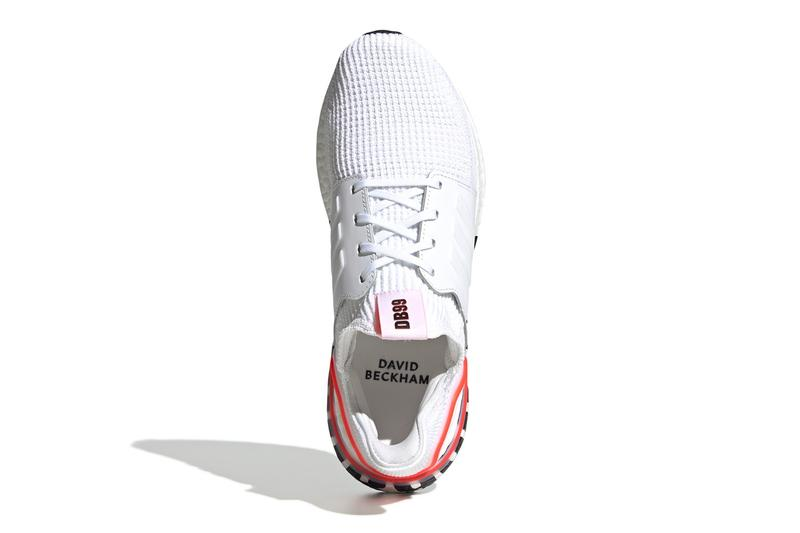 David Beckham x adidas UltraBOOST 2019 最新聯乘鞋款正式發佈