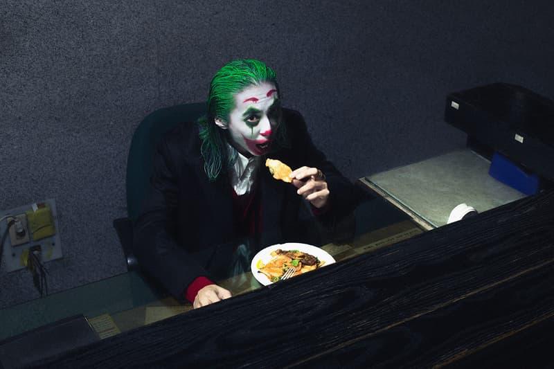 NE.SENSE 演繹 DC 全新反派電影《JOKER》造型特輯
