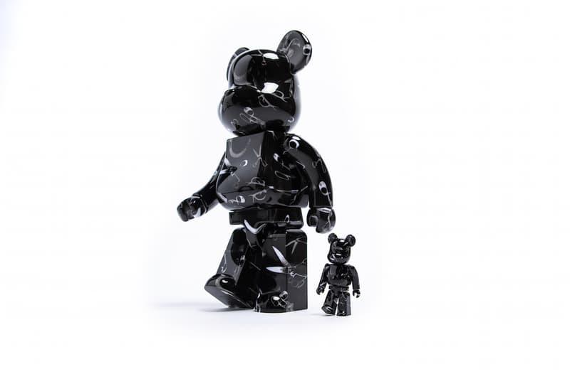潮界裁縫-DENHAM x Medicom Toy BE@RBRICK 玩偶及服裝系列