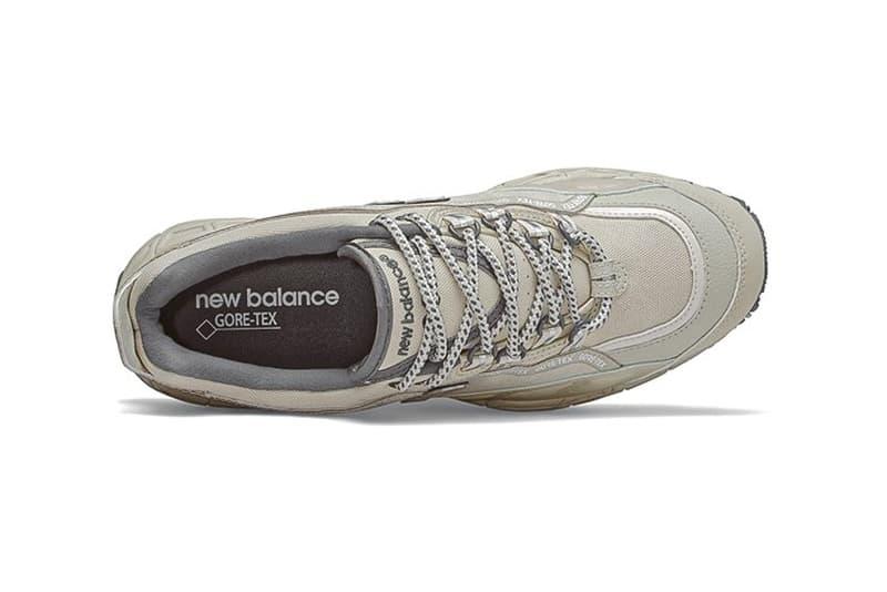 GORE-TEX 加持 − New Balance 801 山系跑鞋再有全新配色登場