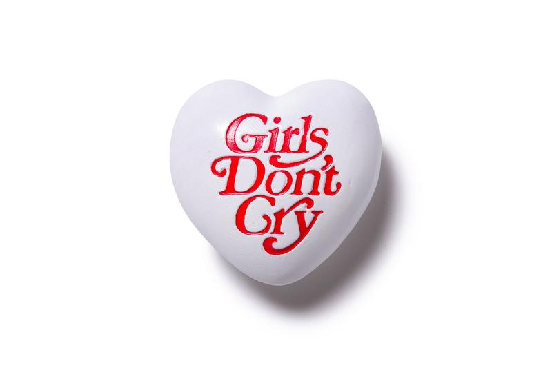 Girls Don't Cry x HUMAN MADE 最新聯乘系列正式發佈