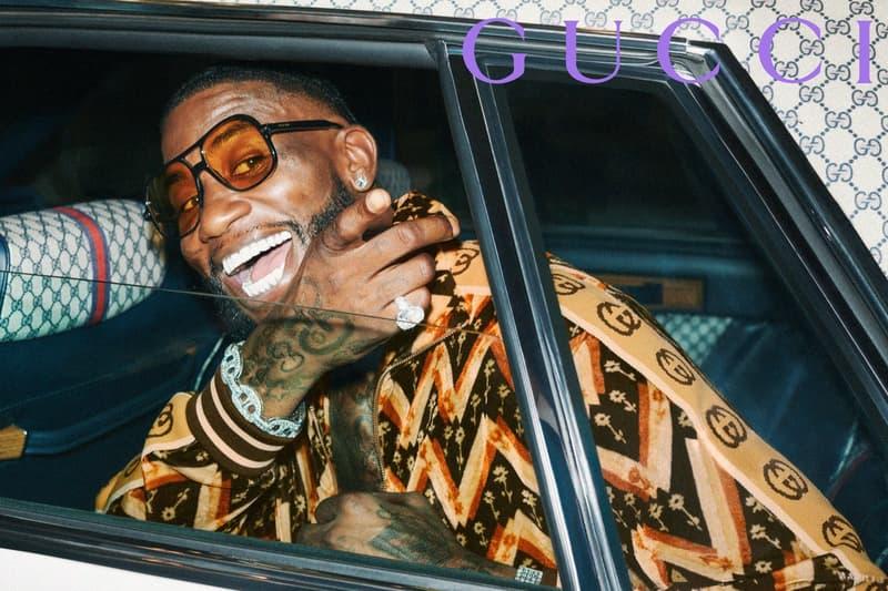 HYPEBEAST 獨家揭示 Gucci Mane x Gucci 全新聯名系列