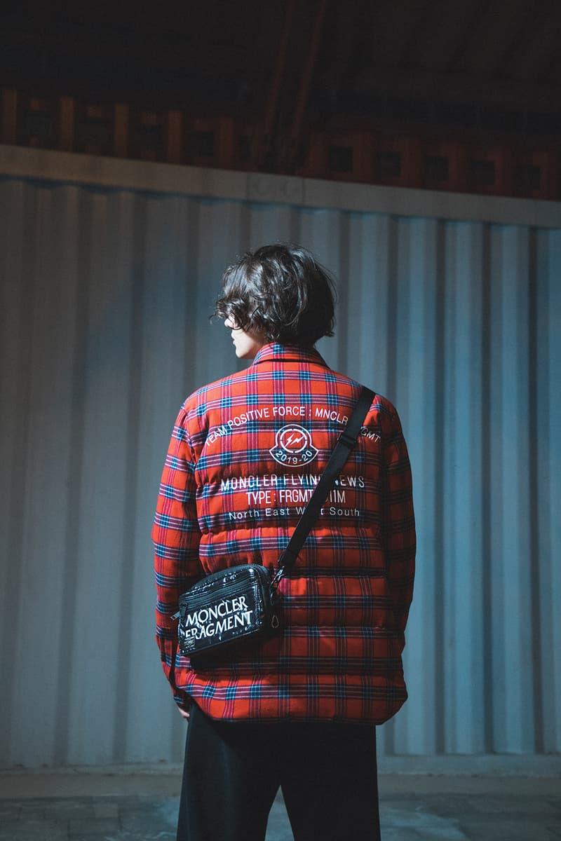 7 - MONCLER GENIUS x FRAGMENT HIROSHI FUJIWARA 聯乘系列正式登陸 HBX 網上商店