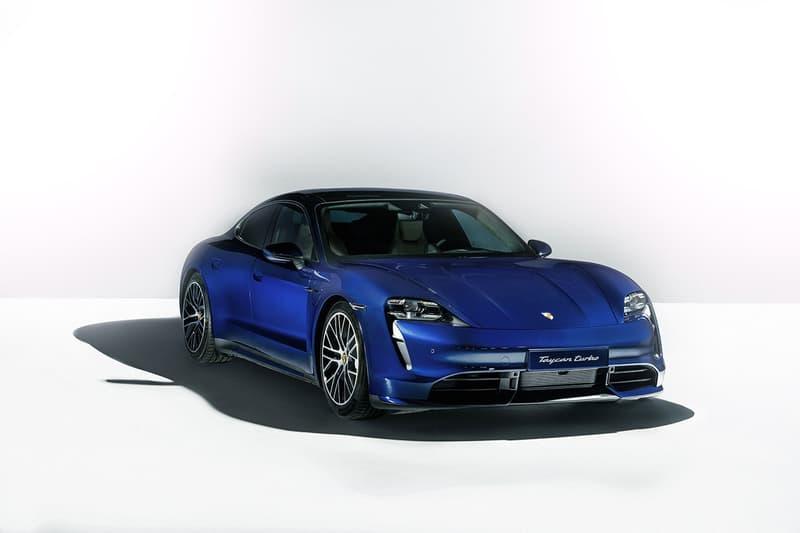 Porsche 純電動跑車 Taycan 加推 4S「入門」版本