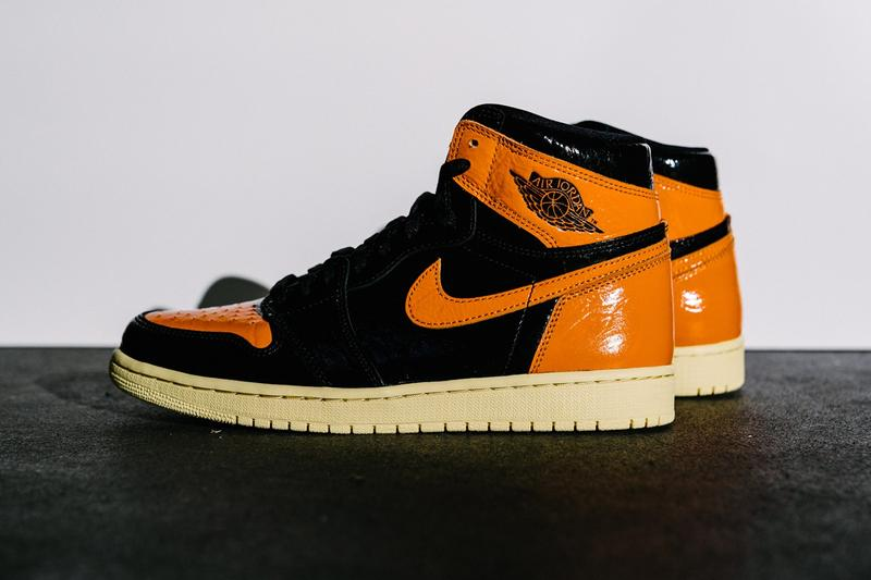 近賞 Air Jordan 1 Retro High OG「爆板 Shattered Backboard 3.0」配色
