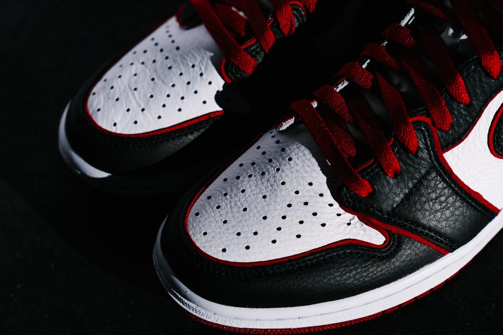 Jordan Brand 發佈假日季度 Air Jordan 1「Fearless Ones」系列