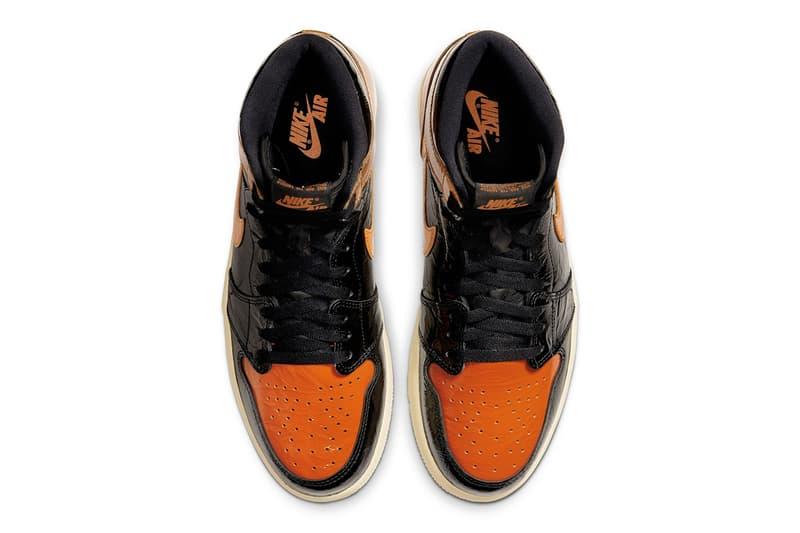 Jordan Brand 發佈 Air Jordan 1 Retro High OG「爆板」配色官方圖輯