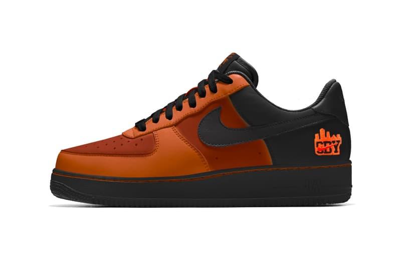 atmos 曝光日本限定 Nike Air Force 1「Halloween」