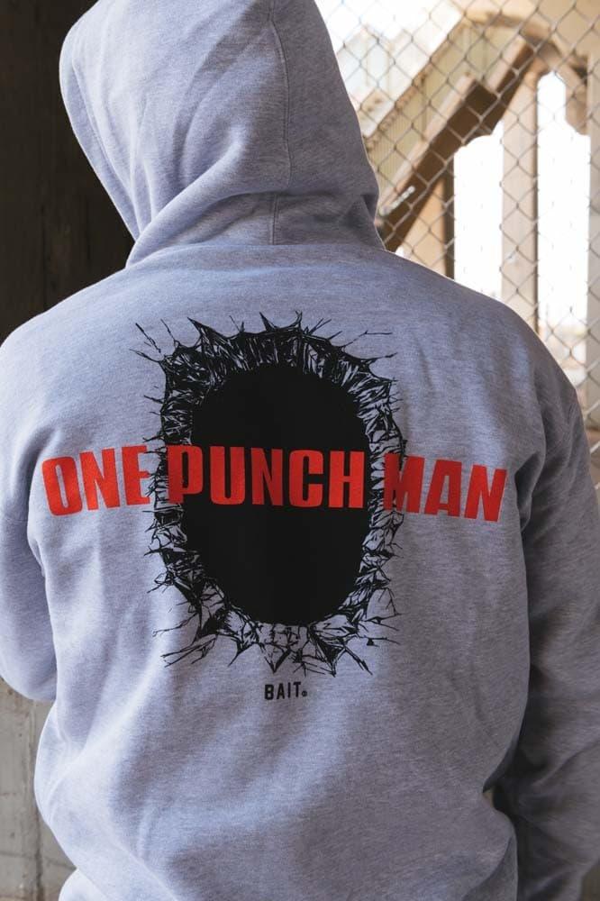 一拳公開!BAIT x《一拳超人》追加第二回聯乘服裝系列