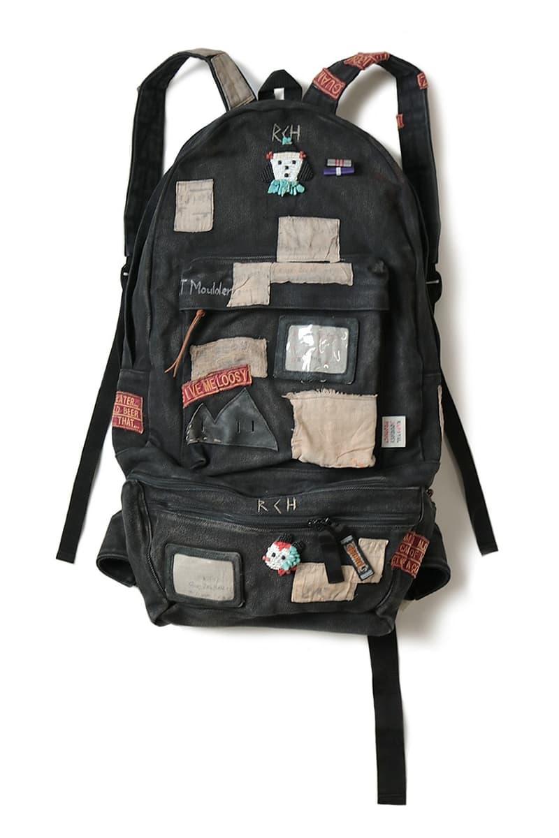 KAPITAL 推出 KOUNTRY 系列 Patchwork 二合一背包