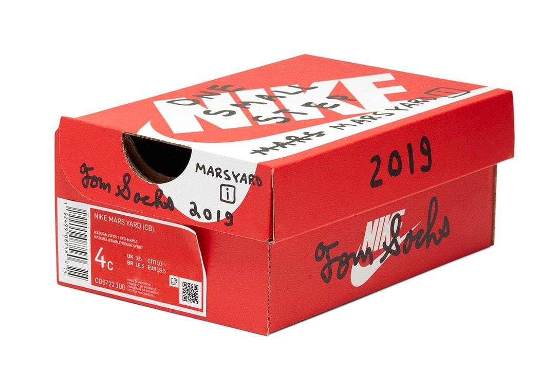 神物童鞋化-Tom Sachs x Nike Mars Yard 系列鞋款童裝版本正式公佈!