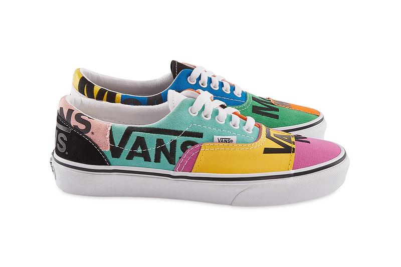 Vans x MoMA 攜手推出別注拼布 Era 鞋款