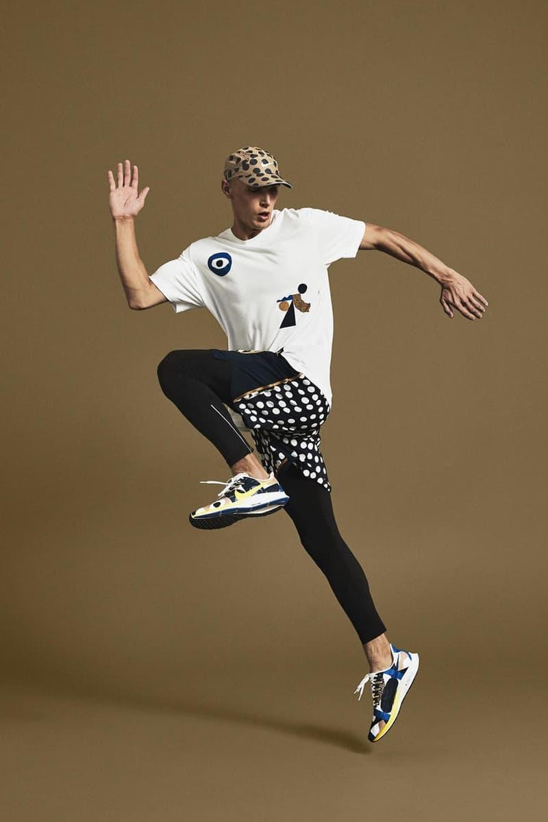 Nike 聯乘知名藝術家 Cody Hudson 推出全新 A.I.R. 套裝系列