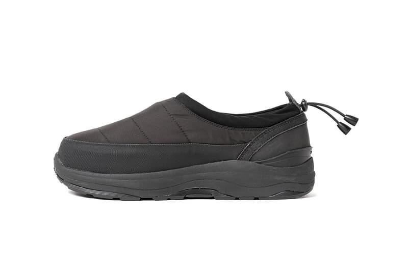 Suicoke x BEAMS 聯手打造別注機能雪靴