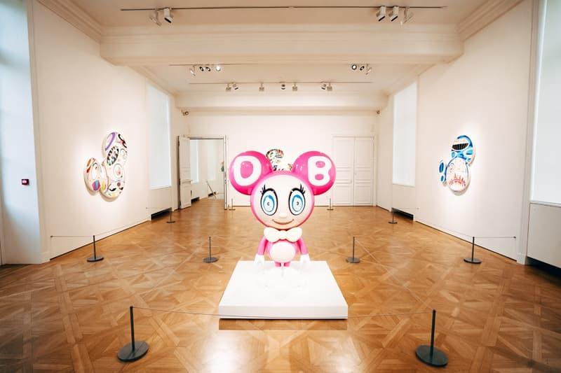 和 HYPEBEAST 走進村上隆「Baka」巴黎藝術展