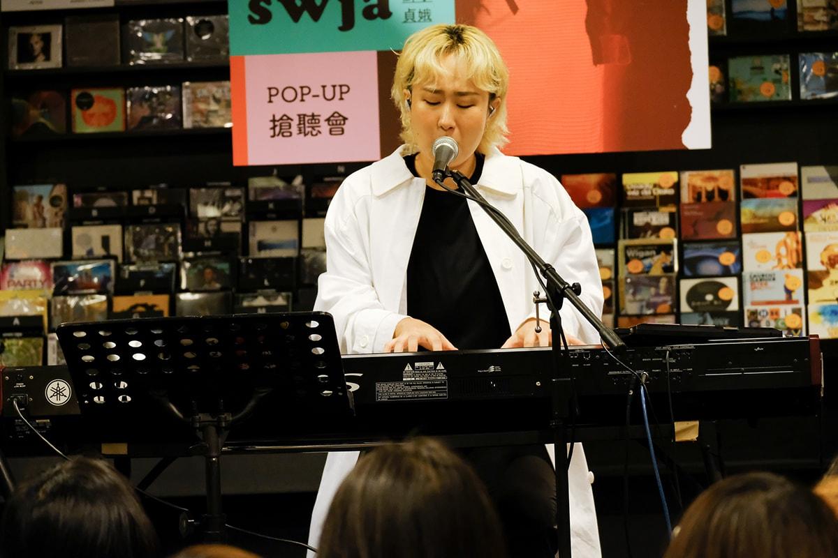 無法預測、沒有框架的音樂藝術家.HYPEBEAST 專訪韓國創作歌手 SWJA 鮮于貞娥