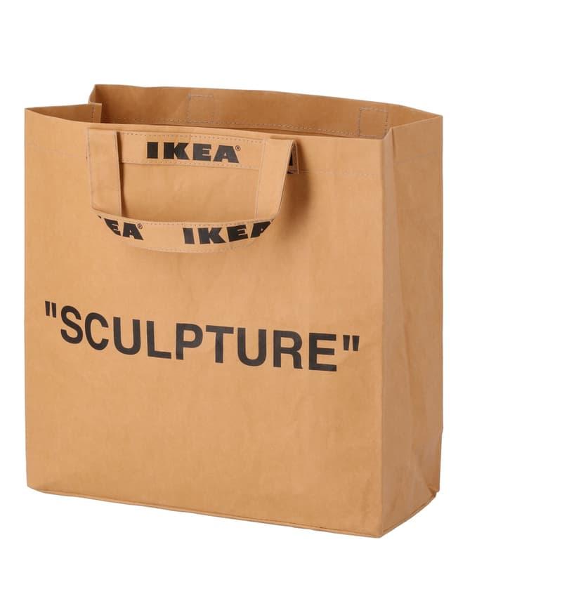 """全單品公開!IKEA x Virgil Abloh """"MARKERAD"""" 聯乘系列台灣區發售情報"""