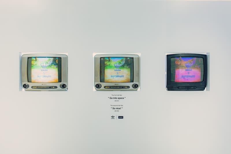 INVINCIBLE 打造 adidas Originals x DESCENDANT 最新秋冬聯乘 Pop-Up 空間