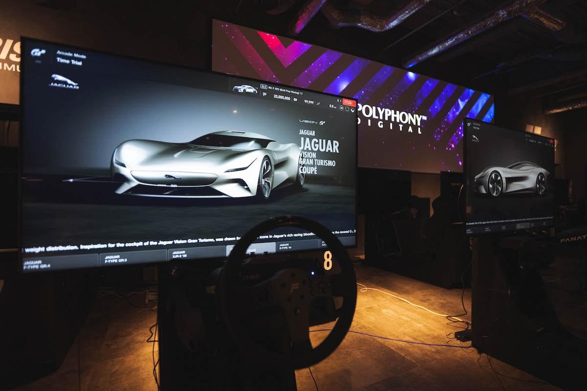 HYPEBEAST 獨家直擊英倫傳奇 Jaguar Vision Gran Turismo Coupé 東京車展發佈會