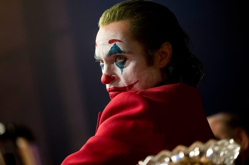一名可疑男子在《Joker》放映途中遭到警方逮捕