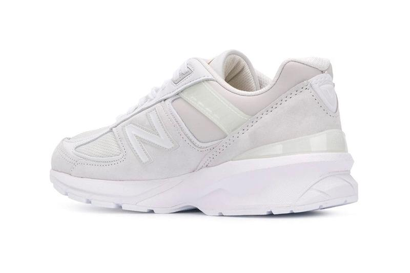 Junya Watanabe MAN x New Balance 990v5「White」全新聯乘發佈