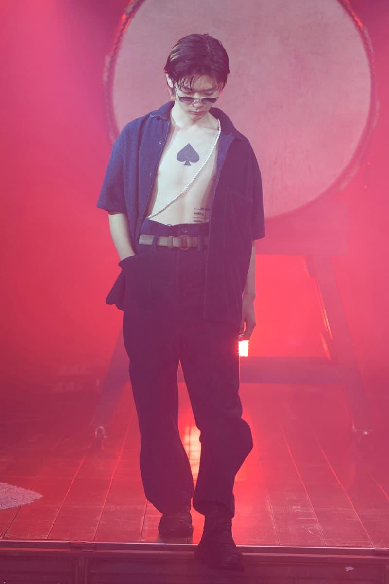 KOZABURO 2020 春夏系列時裝秀