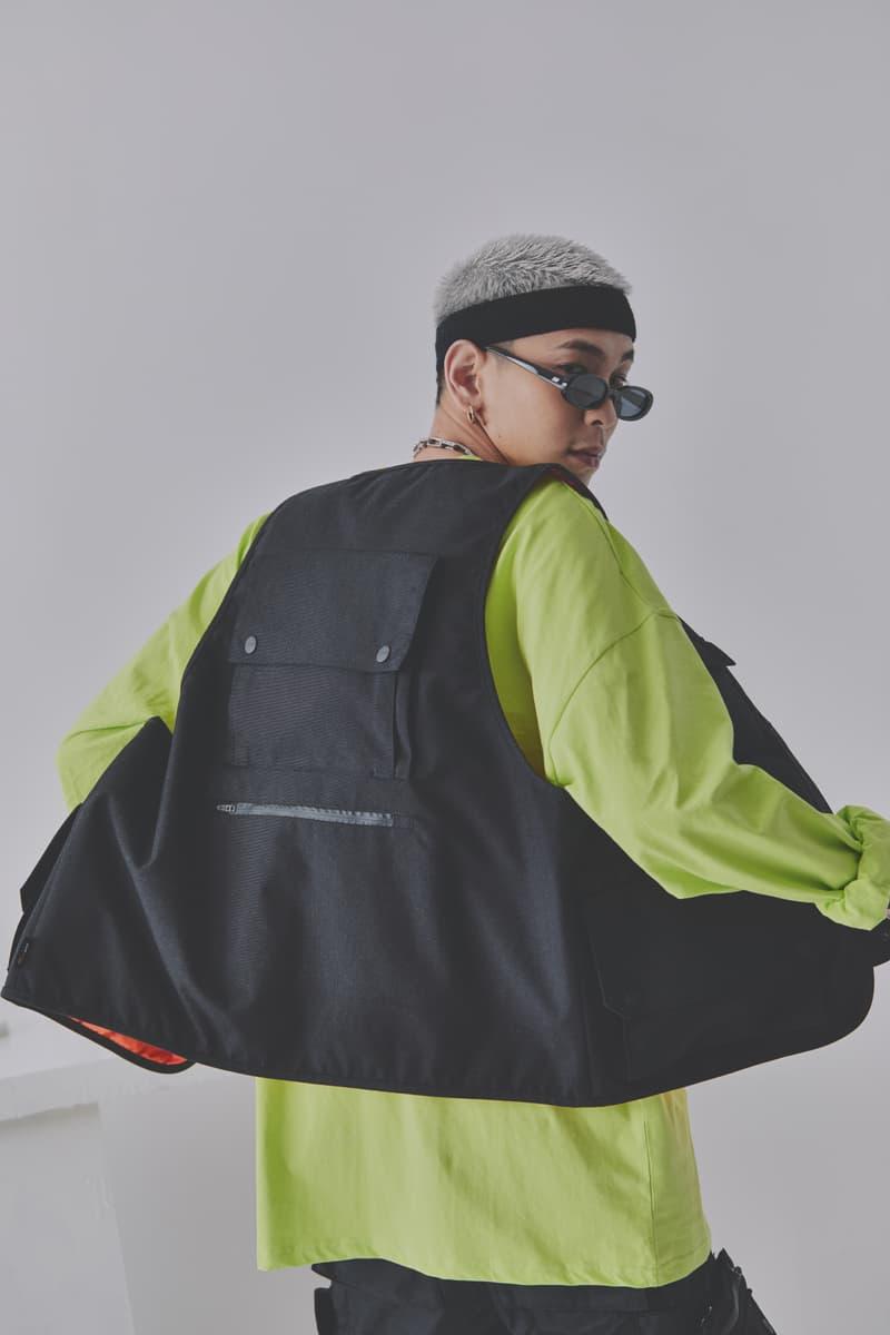 LAKH Supply 全新秋冬 Techwear 系列發佈