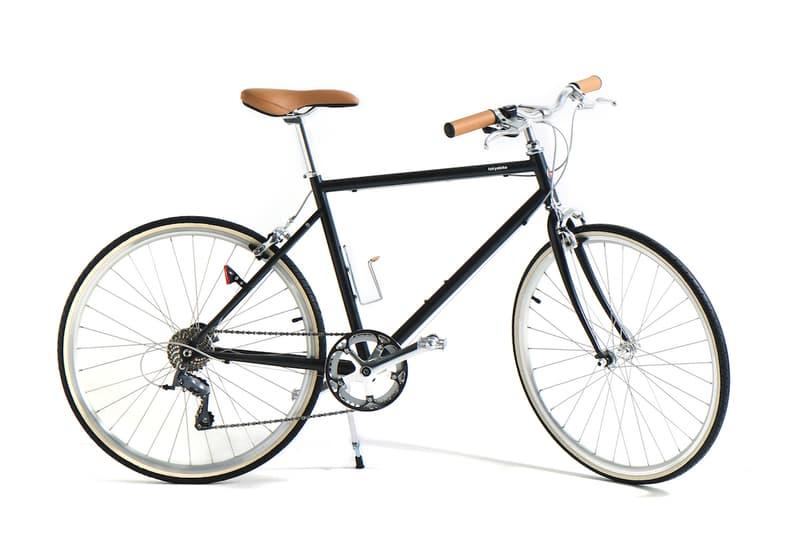 全球獨家-Lane Crawford x Connolly x toykobike 炮製別注聯乘版單車