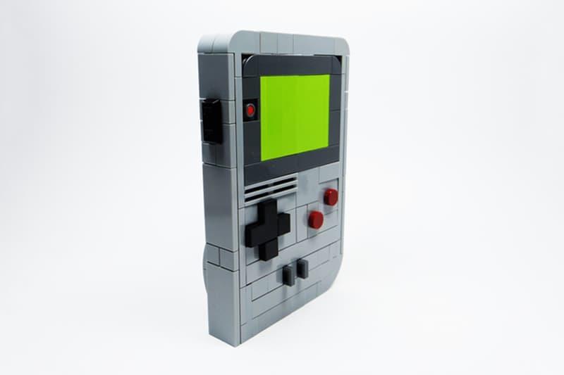 LEGO Ideas 以 450 塊積木忠實還原 Nintendo Game Boy