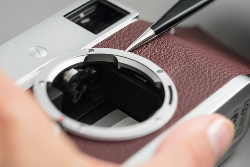 追加獨特-Leica 香港旗艦店升級個性化飾皮訂製服務