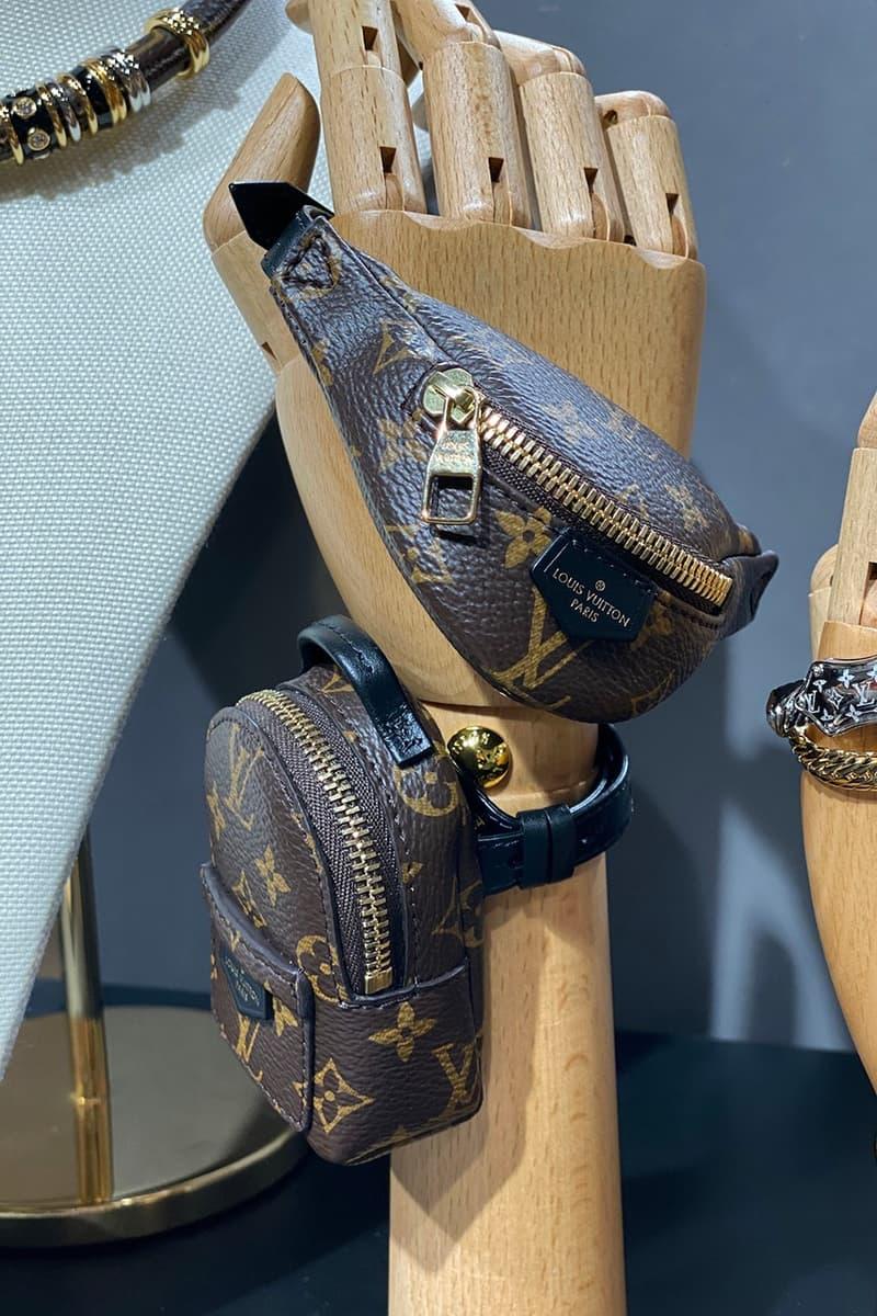 Louis Vuitton 2020 春夏全新腕部迷你袋款配件發佈