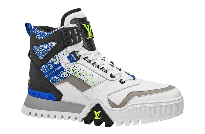 Louis Vuitton 發佈全新 2020 早春鞋款與配件系列