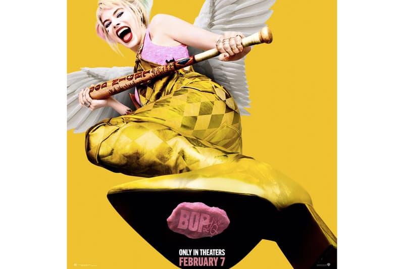 預告即將上線!DC 女英雄電影《Birds of Prey》釋出多張最新電影海報