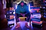 天價消費!「NBA 最強鞋頭」P.J. Tucker 作客全新一期《Sneaker Shopping》