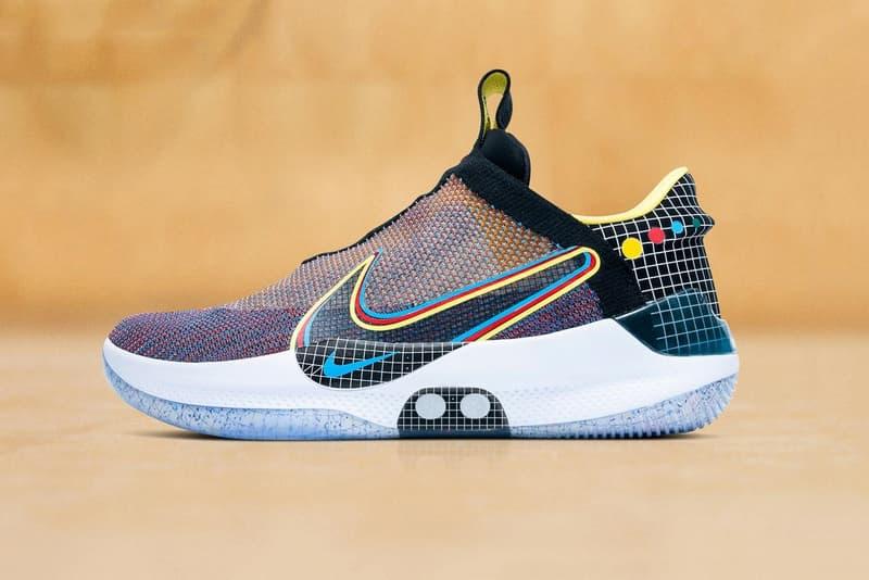 Nike Adapt BB 最新配色「Multicolor」發佈