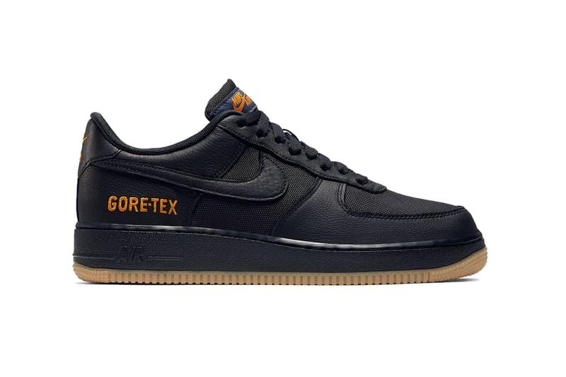 Nike Air Force 1「GORE-TEX」最新機能鞋款釋出更多配色