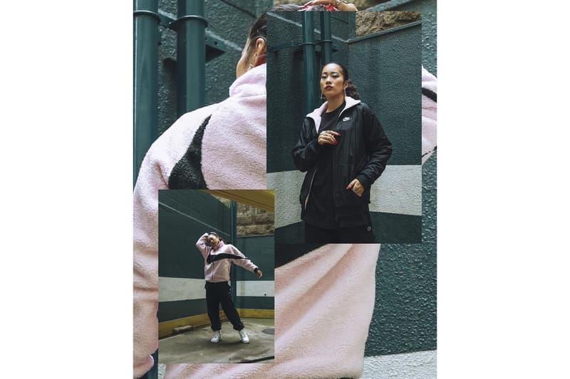 食髓知味-Nike 巨型 Swoosh 雙面外套新色再來襲