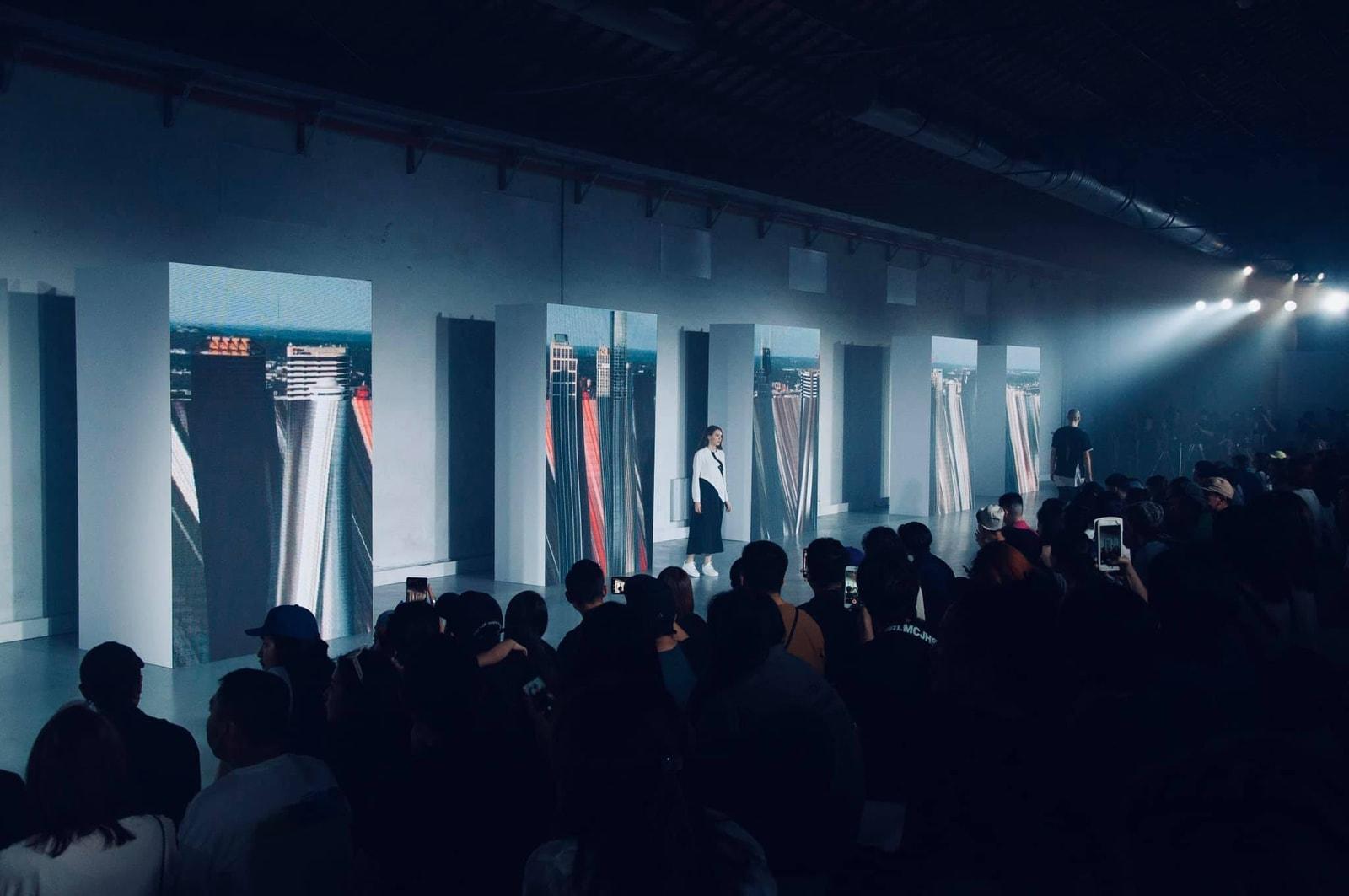 東方元素滿載 - oqLiq 2020 春夏時裝秀