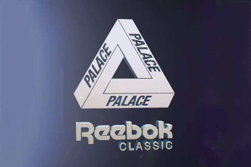 Palace Skateboards x Reebok Classics 最新聯乘鞋款曝光