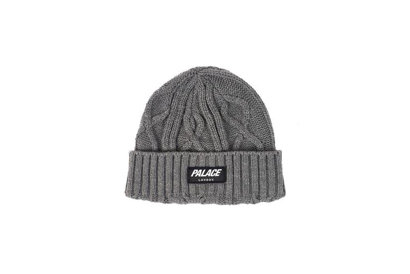 Palace 正式發佈 2019 冬季帽款系列