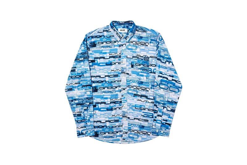 Palace 正式發佈 2019 冬季恤衫褲款系列