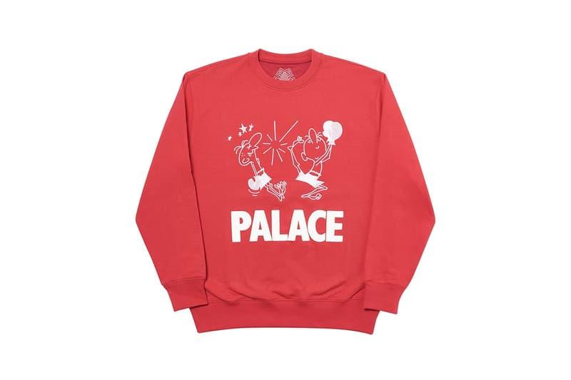 Palace 正式發佈 2019 冬季上裝系列