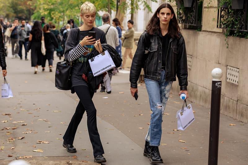 Street Style:2020 春夏巴黎時裝周街拍特輯